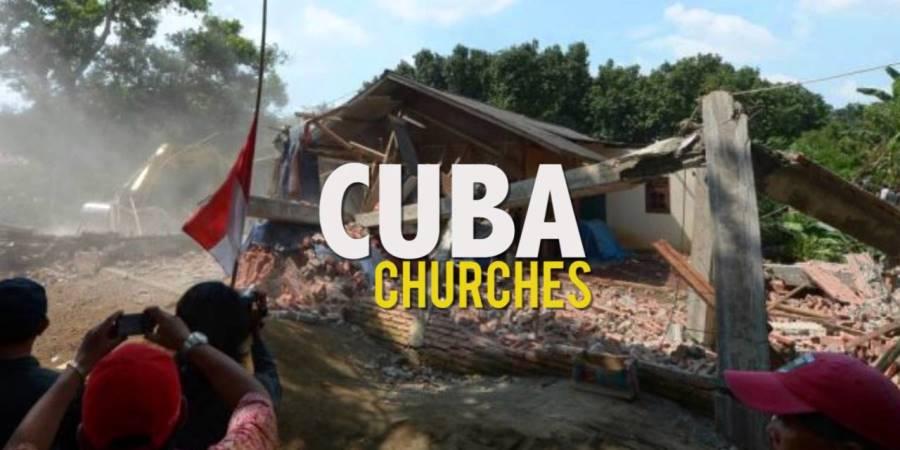 古巴教會遭空前掃蕩 個案一年增十倍