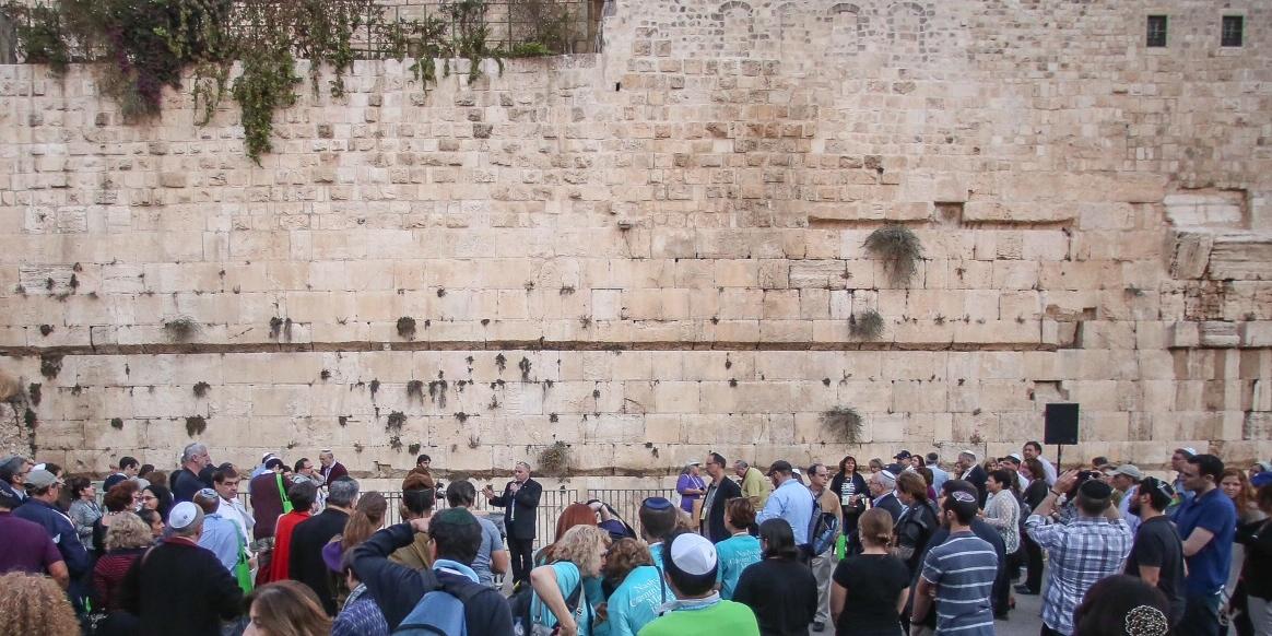 「新哭牆」迎合非正統派猶太人禱告需要