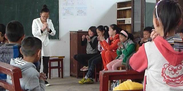 內地兒童事工挑戰大 欠教師 欠資源