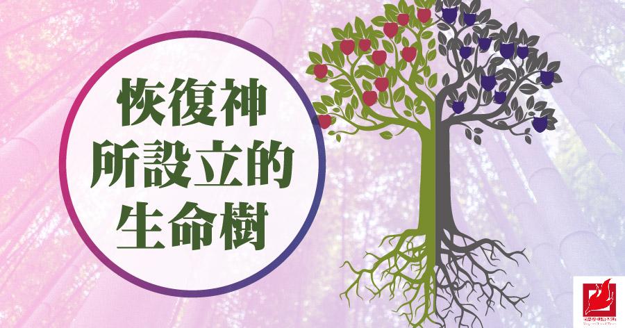 國度1分鐘(89)恢復神所設立的生命樹